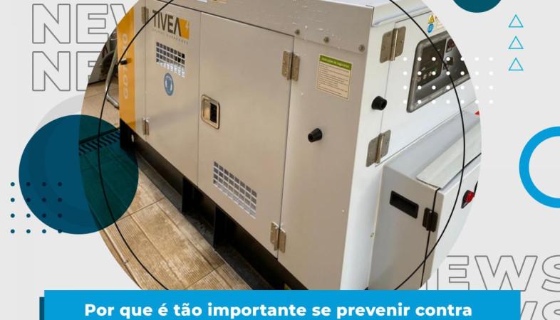 [Por que é tão importante se prevenir contra quedas e oscilações de energia?]