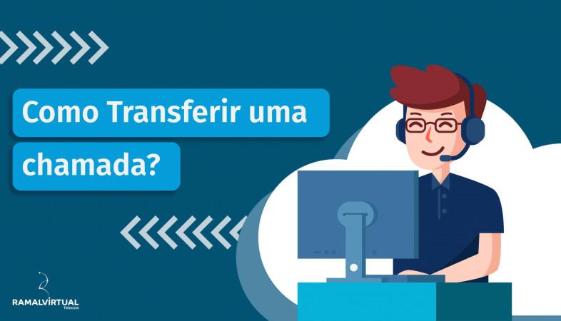 [Manual GRANDSTREAM - Como transferir uma chamada? ]
